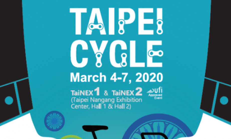 2020 Taipei Cycle Show (2020/3/4-3/7)